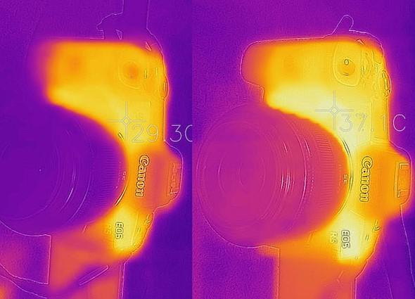Part II: Lensrentals investigates the Canon EOS R5's heat emission