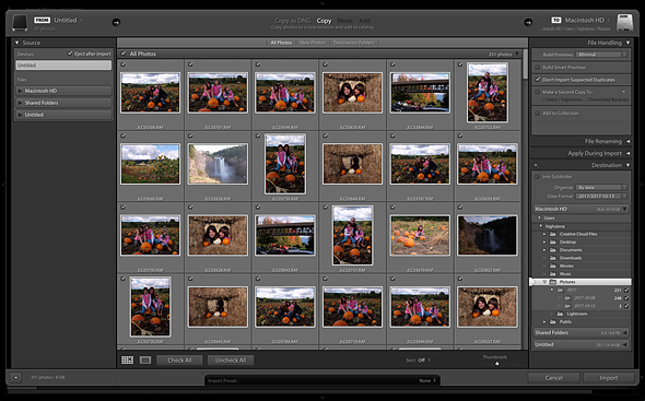 Adobe unveils all-new cloud-based Lightroom CC, rebrands old