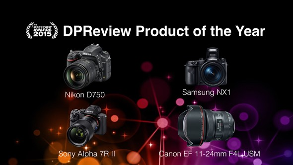 DPReview Product of the Year