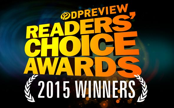 Readers' Choice Awards 2015: The Winners