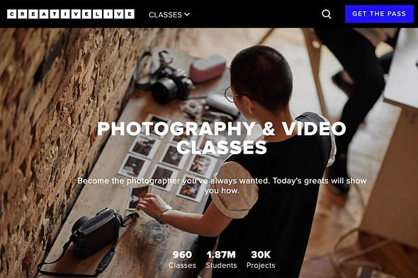 Do an online photography course