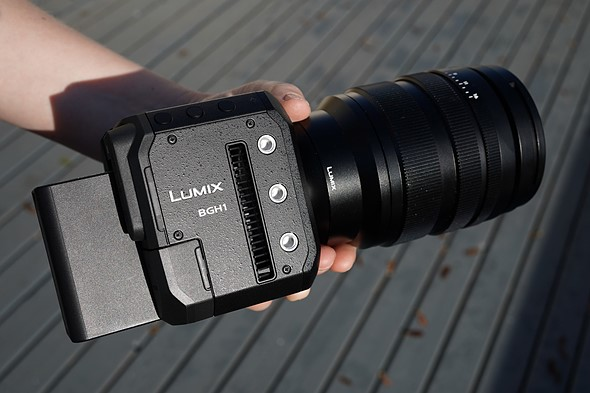 Hands-on with the new Panasonic Lumix DC-BGH1