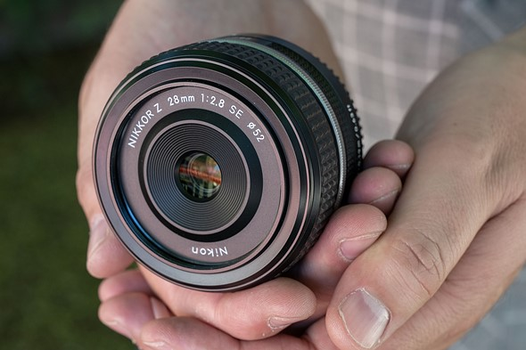 Hands-on with the Z Nikkor 28mm F2.8 Special Edition