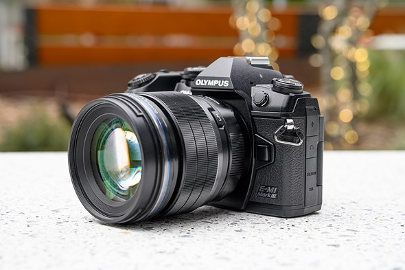 Hands-on with the Olympus OM-D E-M1 Mark III
