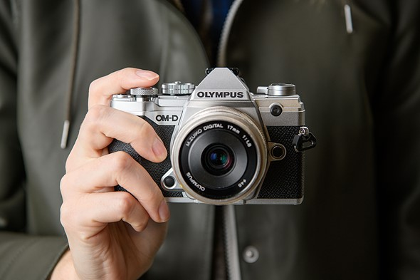 Hands-on with the Olympus OM-D E-M5 Mark III