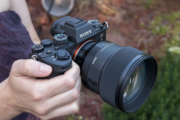 Hands-on with the Sigma 85mm F1.4 DG DN Art