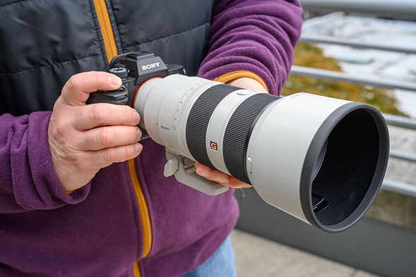 A closer look at Sony's FE 70-200mm F2.8 GM OSS II