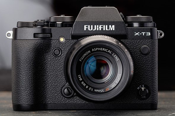 Upgrades to the X-T3