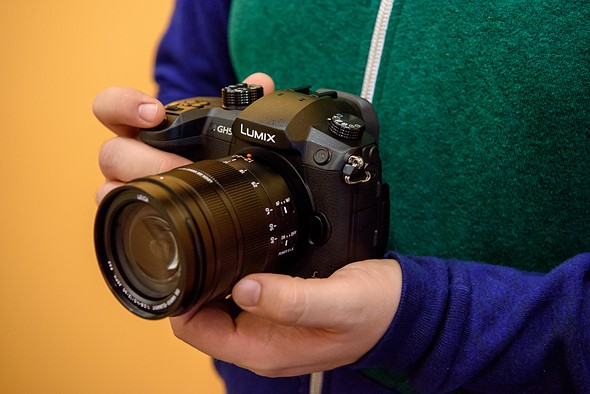 Hands-on with the Panasonic Lumix DC-GH5