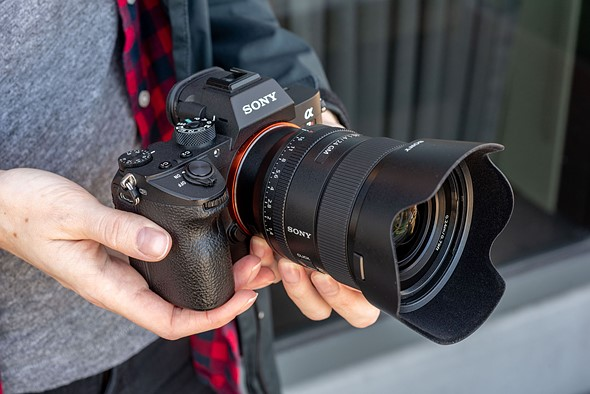 Hands-on with the Sony 24mm F1.4 G Master