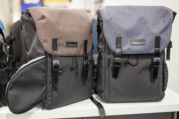 Hands-on: New camera bags from Photokina 2018