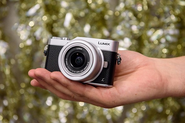 Hands-on with the Panasonic Lumix GX850