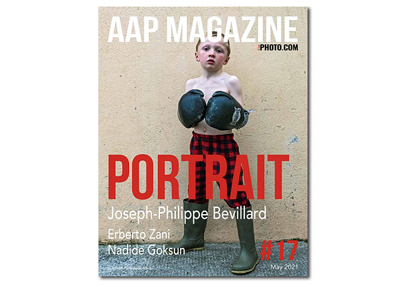 Winners of AAP Magazine's #17 Portrait Competition