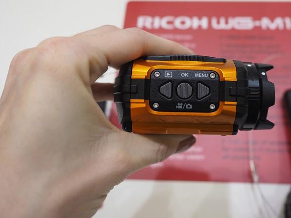 Photokina 2014: Ricoh stand report