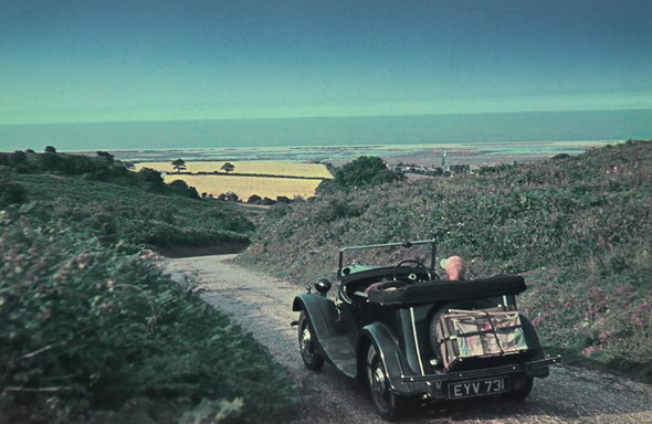 1939: The Wash, Norfolk / Lincs., England