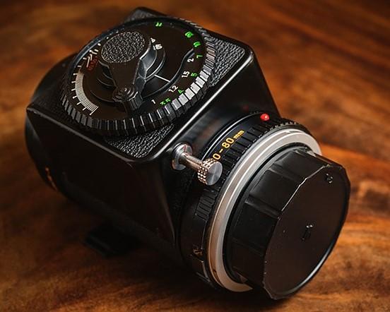 Lensrentals tears down famed Minolta 40-80mm F2.8 Gearbox Zoom