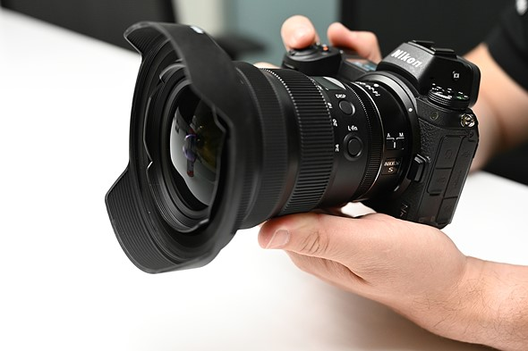 What you need to know about Nikon's new Z 14-24mm F2.8 S and Z 50mm F1.2 S