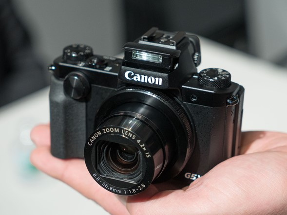 Hands-on with Canon's new G5 X, G9 X