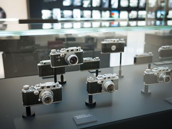 Inside Leica's factory in Wetzlar