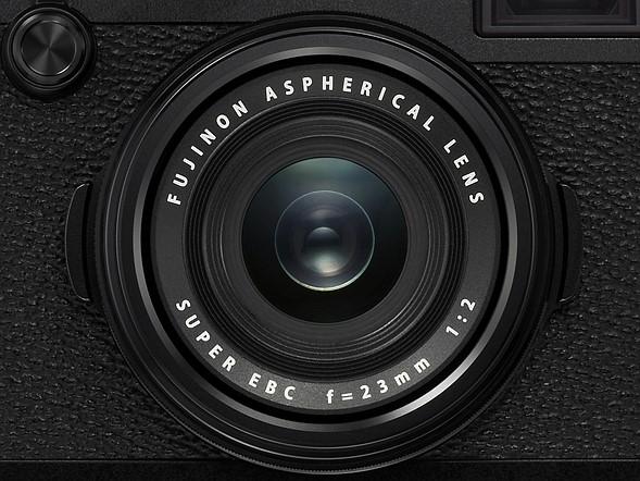 Lens speed