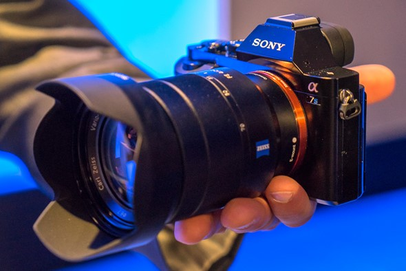 Unveiled: The Sony Alpha 7S