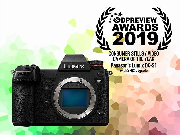 Winner: Panasonic Lumix DC-S1