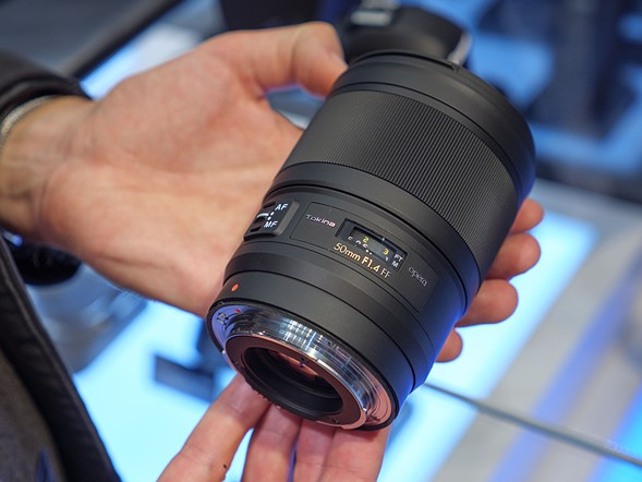 Hands-on with the Tokina Opera 50mm F1.4