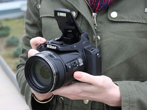 Nikon Coolpix P900 Hands-on