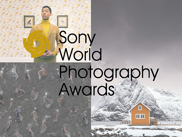 Sony World Photography Awards Open category winners