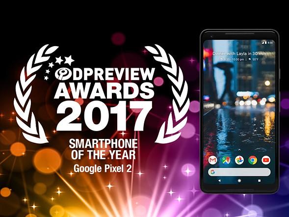 Winner: Google Pixel 2