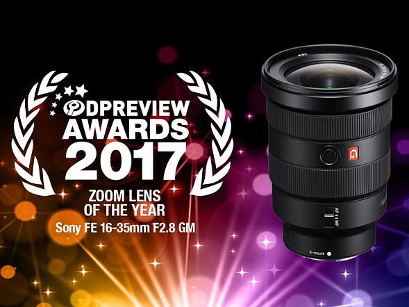 Winner: Sony FE 16-35mm F2.8 GM