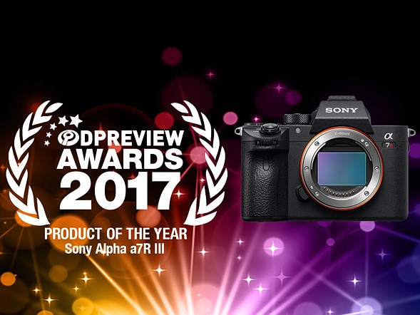 Winner: Sony Alpha a7R III