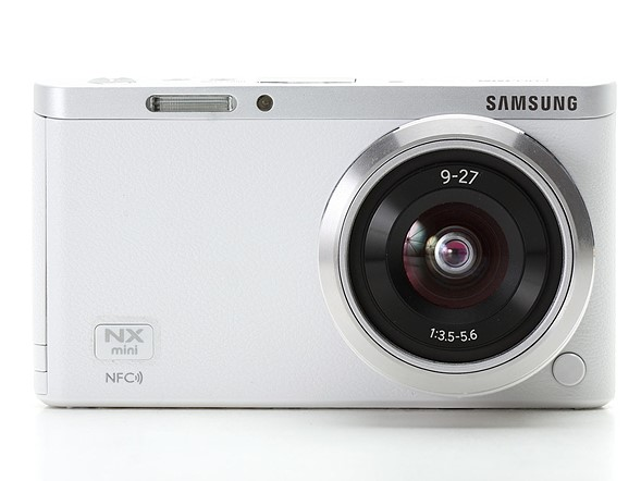 iFixit Samsung NX Mini disassembly guide