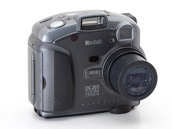Throwback Thursday: Kodak DC265
