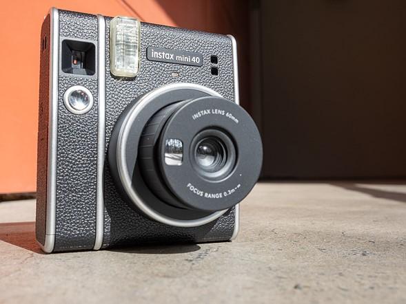 Meet the Fujifilm Instax Mini 40