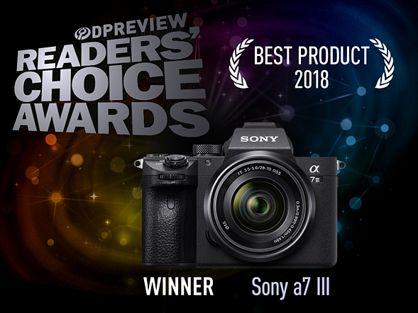 Winner: Sony a7 III