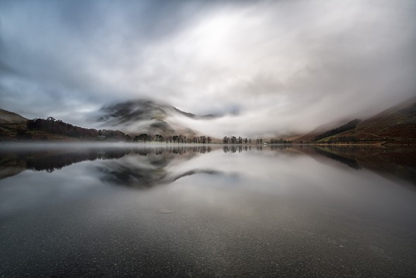5th Place — Rolling Fog at Buttermere by Adrian Harrison