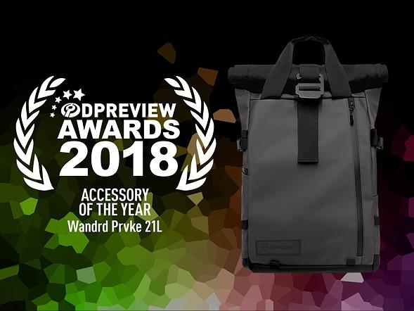 Winner: Wandrd Prvke 21L Backpack