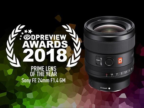 Winner: Sony FE 24mm F1.4 GM