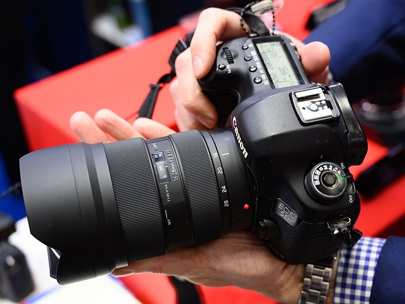 CP+ 2019: Hands-on with Tokina Opera 16-28mm F2.8 FF