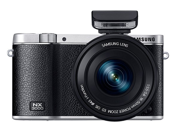 A peek inside the Samsung NX3000