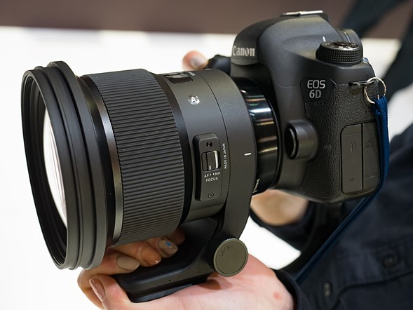 CP+ 2018: Hands-on with Sigma 105mm F1.4 Art 'bokeh master'
