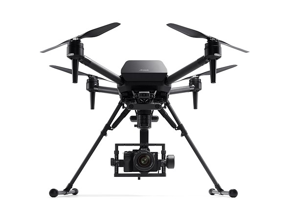 What we know about the Airpeak drone