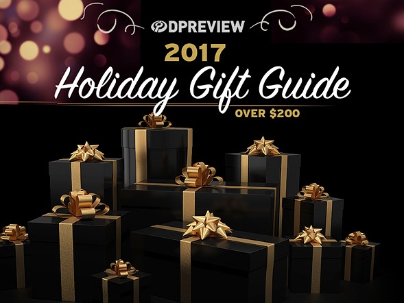 Holiday Gift Guide 2017: Over $200
