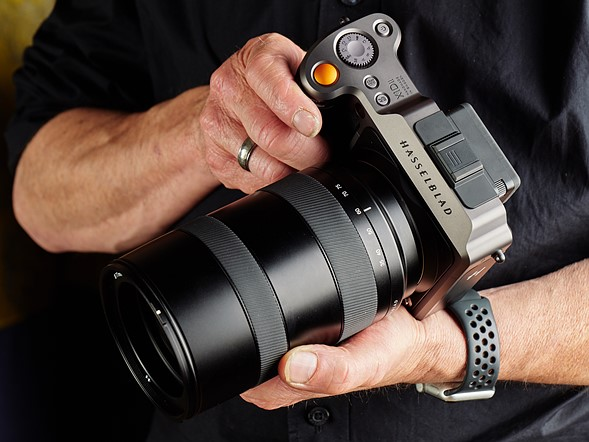 Hands on with Hasselblad's X1D II 50C