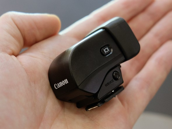 Hands-on with Canon PowerShot G1 X Mark II