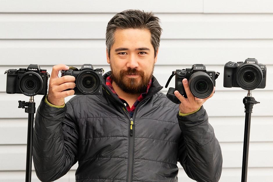 DPReview TV: Best enthusiast full frame mirrorless camera
