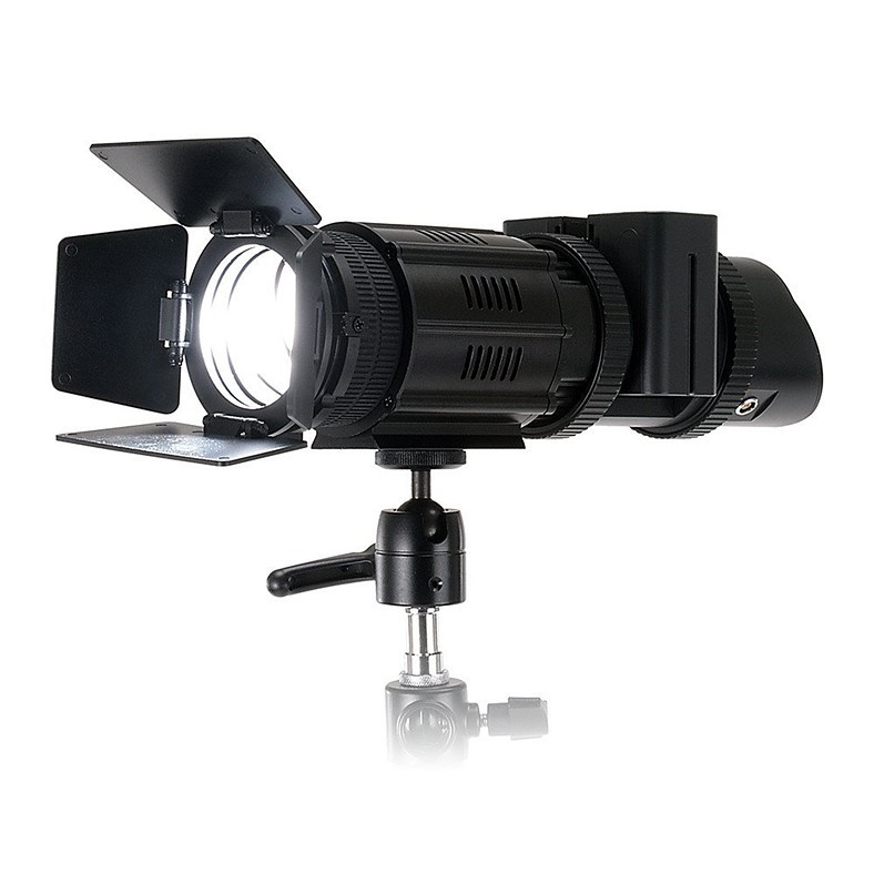 Fotodiox launches soda-can sized LED lights with Fresnel focusing