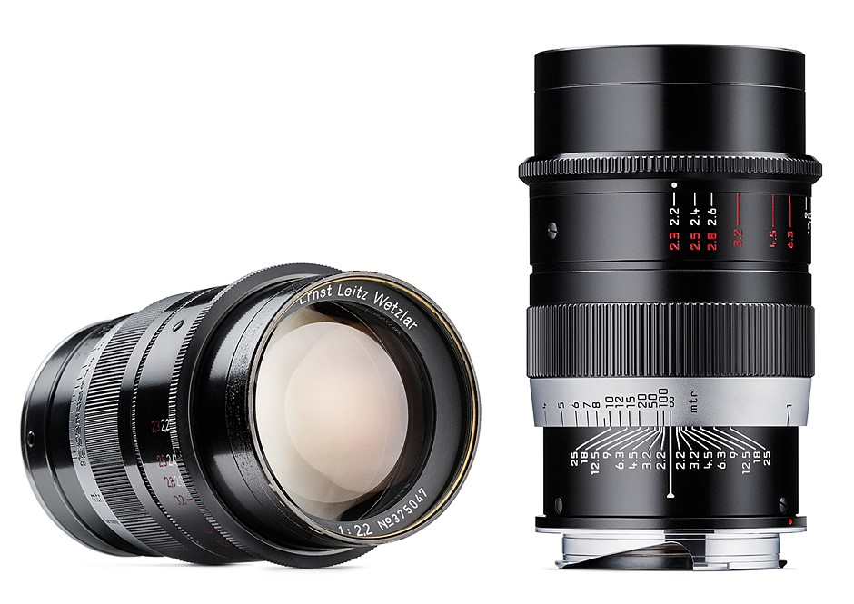 Leica is resurrecting the soft-focus Thambar 90mm F2.2 portrait lens from 1935