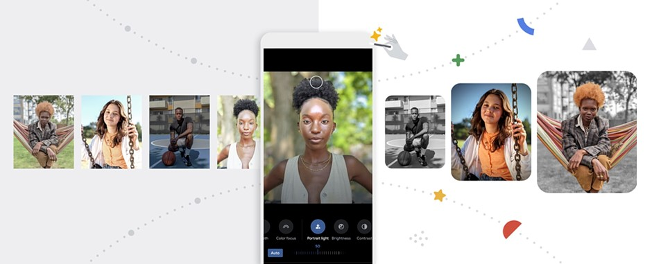 Google Photos Android app gets update with Portrait Light mode, one-tap editing and UI overhaul: Digital Photography Review
